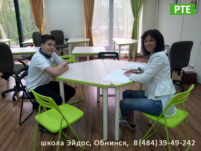 Pearson Test Young Learners и Pearson Test General