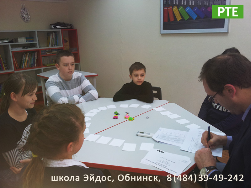 PTE Young Learners и PTE General